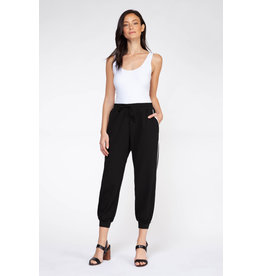 Dex JOGGER PANT WITH PIPING DETAIL
