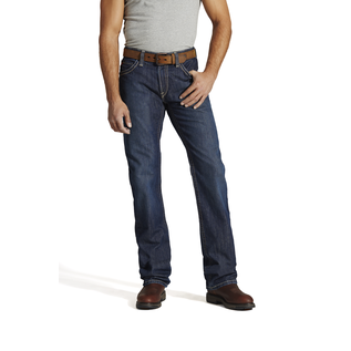 ARIAT® ARIAT WORK PANTS - M4 LOW RISE BOUNDARY BOOT CUT SHALE