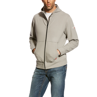 ARIAT® ARIAT SWEATSHIRT - DURASTRETCH FULL ZIP FLEECE