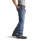 ARIAT® ARIAT WORK PANTS - M3 LOOSE BASIC STACKABLE STRAIGHT LEG JEAN FLINT