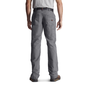 ARIAT® ARIAT WORK PANTS - M4 LOW RISE WORKHORSE BOOT CUT PANT GRY