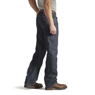 ARIAT® ARIAT WORK PANTS - M3 LOOSE BASIC STACKABLE STRAIGHT LEG JEAN SHALE