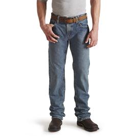 ARIAT® ARIAT WORK PANTS - M5 SLIM BASIC STACKABLE STRAIGHT LEG JEAN CLAY