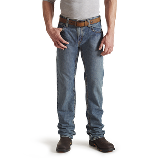ARIAT® ARIAT WORK PANTS - M5 SLIM BASIC STACKABLE STRAIGHT LEG JEAN CLAY