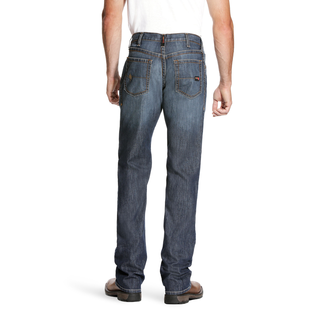 ARIAT® ARIAT WORK PANTS - M4 LOW RISE STRETCH DURALIGHT BASIC BOOT CUT JEAN LASSEN