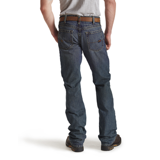 ARIAT® ARIAT WORK PANTS - M5 SLIM BASIC STACKABLE STRAIGHT LEG JEAN SHALE