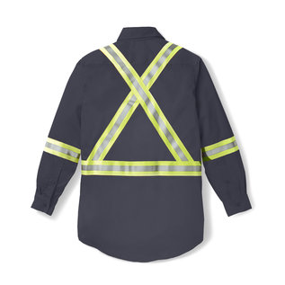 RASCO® RASCO HI-VIS - UNIFORM SHIRT W/REFL TRIM