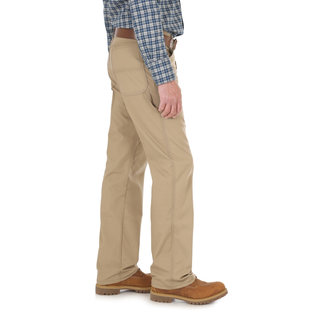 WRANGLER® WRANGLER WORK PANTS - RIGGS CARPENTER KHAKI