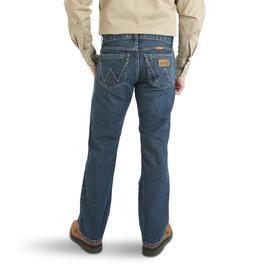 WRANGLER® WRANGLER WORK PANTS - WESTERN SLIM BOOT OWEN