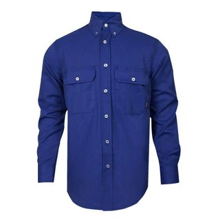 NSA® NSA WORK SHIRT - 6.2 OZ TECGEN CC BUTTON DOWN