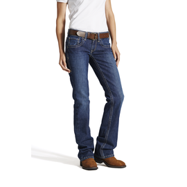 ARIAT® ARIAT WOMEN - MID RISE DURASTRETCH BASIC