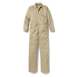 RASCO® RASCO COVERALL - 7.5 OZ LIGHT WEIGHT KHAKI