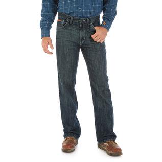 WRANGLER® WRANGLER WORK PANTS - 20X VINTAGE BOOTCUT DARK WASH