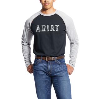 ARIAT® ARIAT T-SHIRT - BASEBALL
