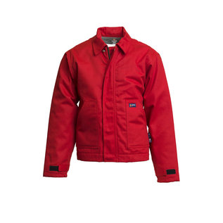 LAPCO® LAPCO WORK COAT - 8.5 OZ DUCK INSULATED JACKET W/WINDSHIELD