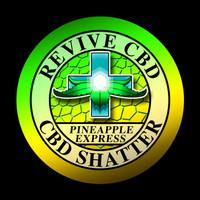 Revive CBD .5g CBD Shatter 450mg