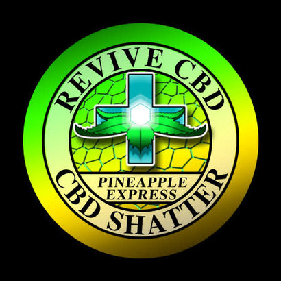 Revive CBD .5g CBD Shatter 450mg