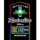 Revive CBD 32oz Full Spectrum Coffee Beans (360MG)