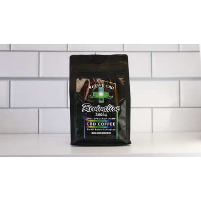 Revive CBD 32oz Full Spectrum Coffee Beans (360MG)