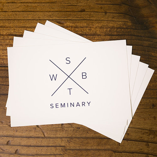 SWBTS Postcard