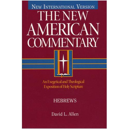 B&H PUBLISHING Hebrews