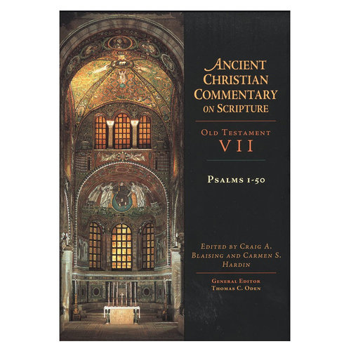 INTERVARSITY PRESS Psalms 1-50 (ACCS)