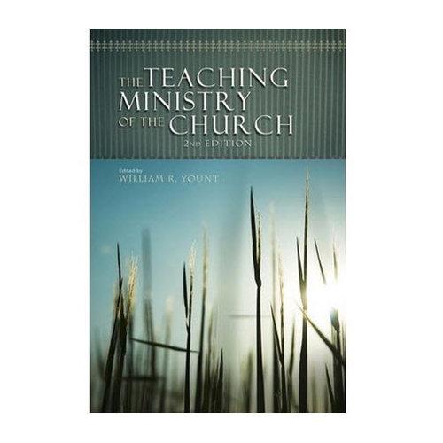 B&H PUBLISHING Teaching Ministry of the Church 2nd Edition