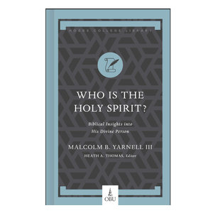B&H PUBLISHING Who is the Holy Spirit?