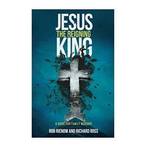CREATESPACE Jesus the Reigning King