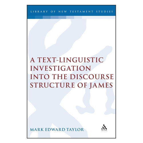 BLOOMSBURY PUBLISHING PLC Text Linguistic Investigation into the Discourse of James