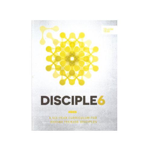 SEMINARY HILL PRESS Disciple6 Yellow Year