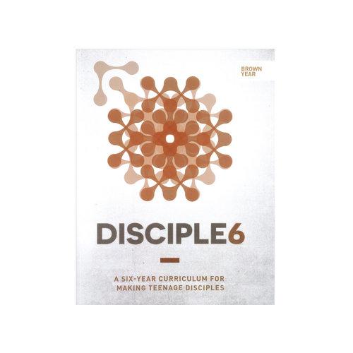 SEMINARY HILL PRESS Disciple6 Brown Year