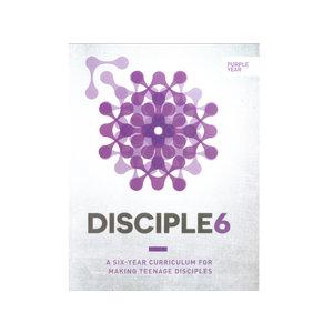 SEMINARY HILL PRESS Disciple6 Purple Year