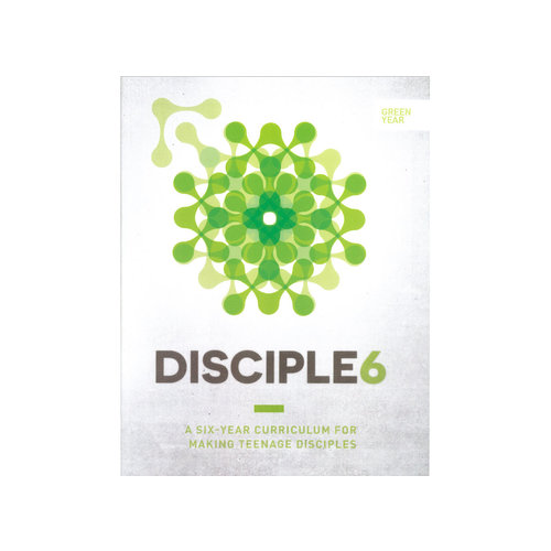 SEMINARY HILL PRESS Disciple6 Green Year