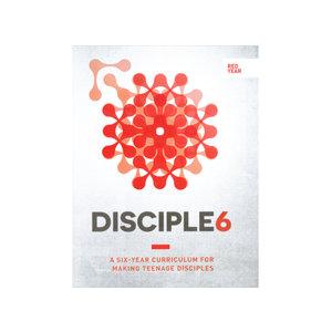 SEMINARY HILL PRESS Disciple6 Red Year