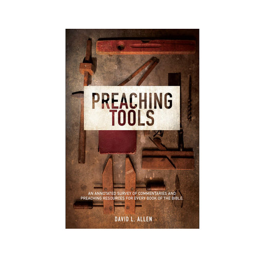SEMINARY HILL PRESS A Pastor's Guide to Text-Driven Preaching: An Annotated  Survey of Commentaries and Preaching Resources for Every Book of the Bible