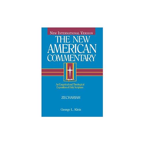 B&H PUBLISHING New American Commentary: Zechariah