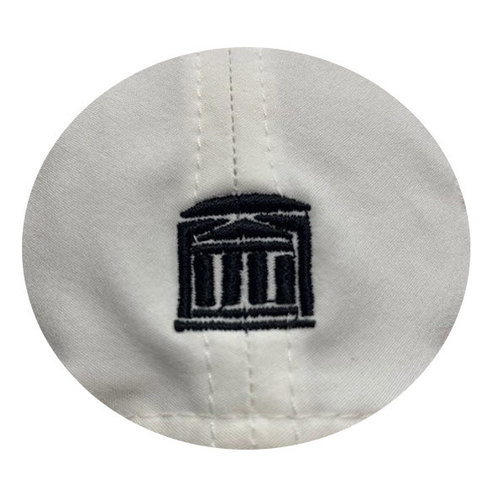 SWBTS Nike® Performance Swoosh Ball Cap White with Black Embroidery