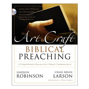 ZONDERVAN The Art and Craft of Biblical Preaching