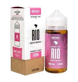 BRWD Rio - Hazelnut Java 100mL