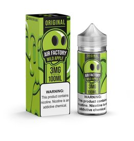 Air Factory - Wild Apple 100mL