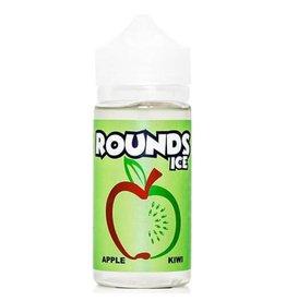 Rounds Apple Kiwi Ice 100mL