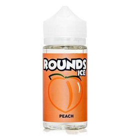 Rounds Peach Ice 100mL