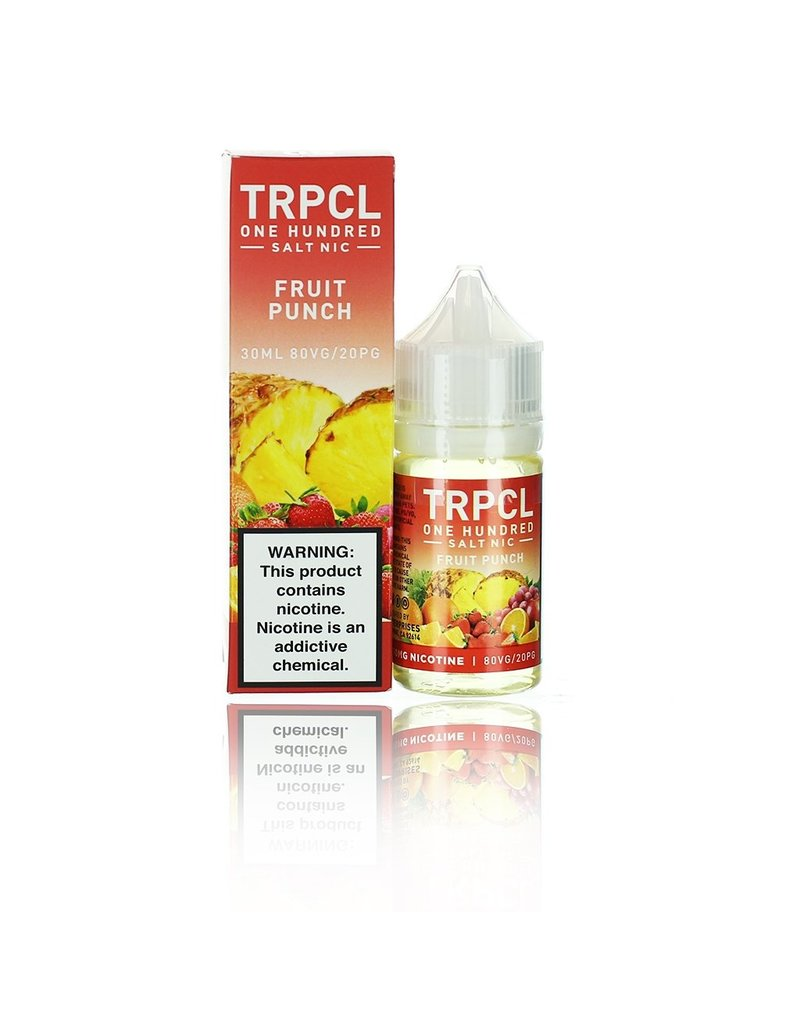 TRPCL One Hundred Salt  Fruit Punch 30mL