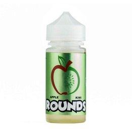 Rounds Apple Kiwi 100mL