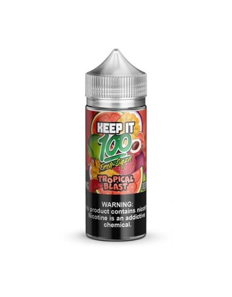 Keep It 100 - Tropical Blast