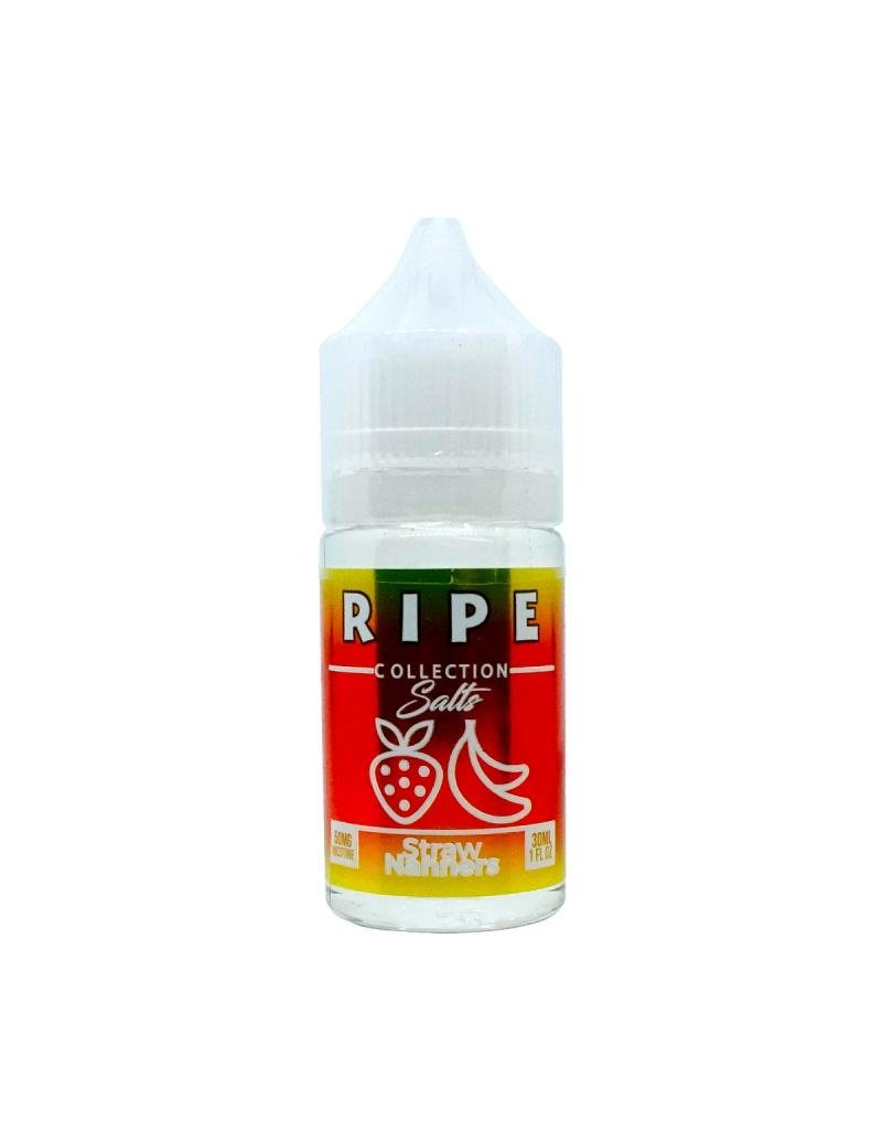 Ripe Collection Salts Straw Nanners
