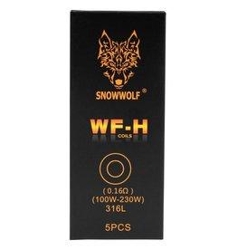Sigelei SnowWolf WF-H 5pk Coils