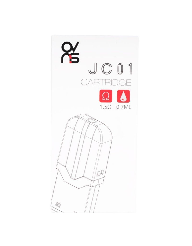 OVNS JC01 Replacement Cartridges 3 Pack