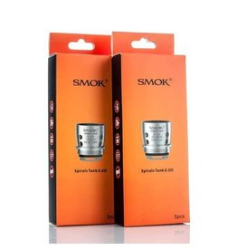 SMOK SPIRALS REPLACEMENT COIL - 5 PACK